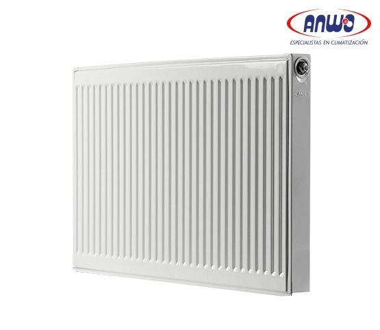 RADIADOR SIMPLE ANWO EK 500/1000 BLANCO